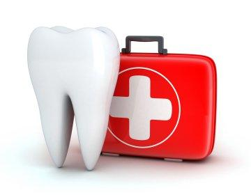 Cartoon Tooth | Clinton Township Emergency Dentist