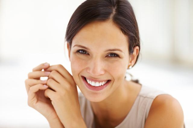 Woman Smiling | Cosmetic Dentistry Clinton Tonwship MI