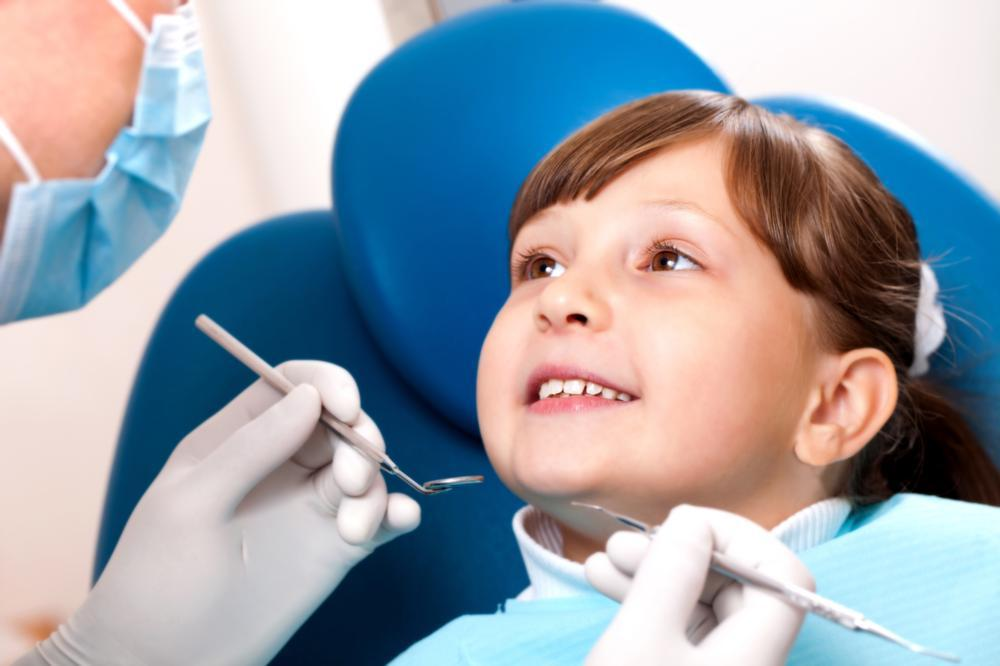 Child at Dentist | Clinton Township MI
