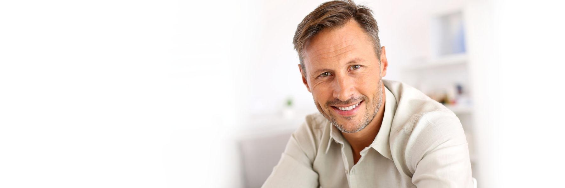 Man | Emergency Dentist Clinton Township