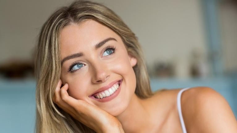 Girl | Cosmetic dentist in clinton township