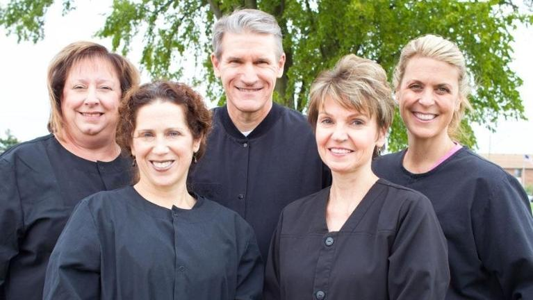 The Team at our Clinton Township Dental Office