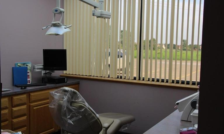 Operatory at the Clinton Township Dental Office