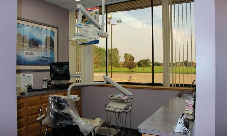 Operatory at our Clinton Township dental office