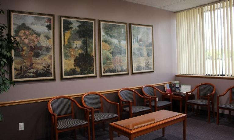 Waiting Area at our Clinton Township dentist office